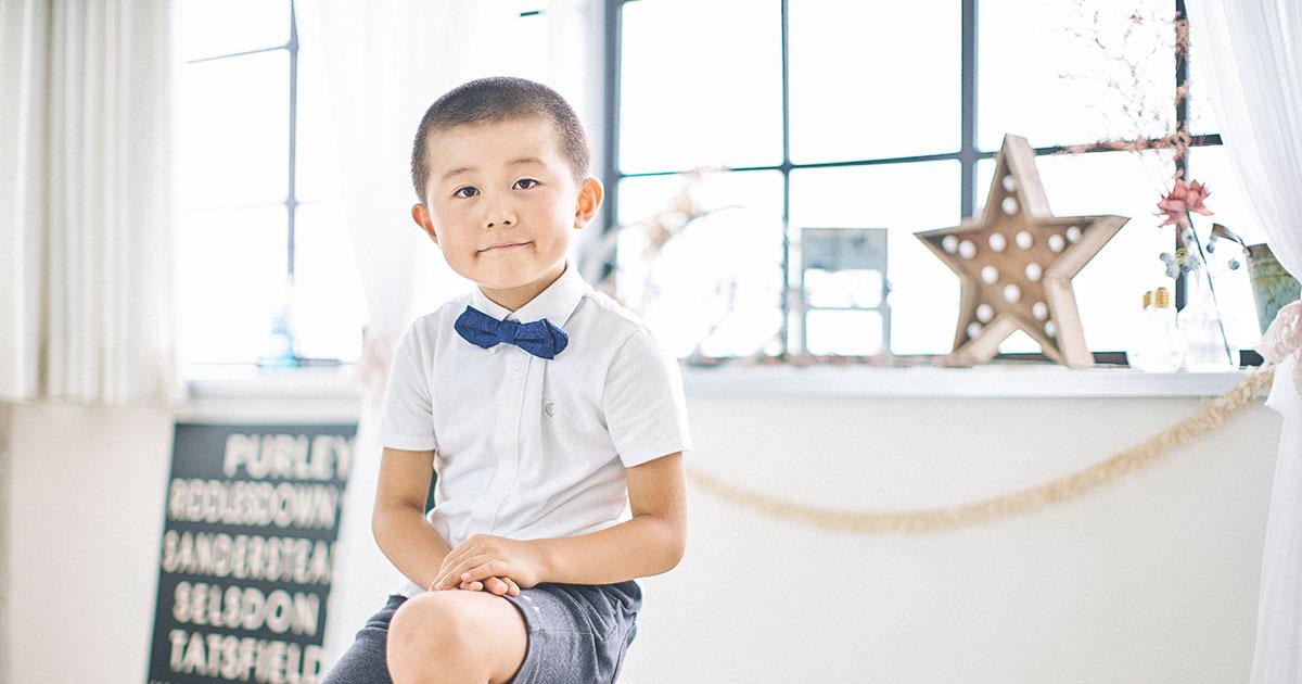 茨木でお子さまの記念撮影をするならOFFICEHIGHLIFE studioへ。